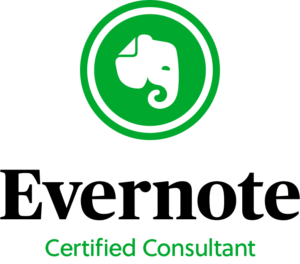Paper and Digital Organizing | Evernote Certified Consultant